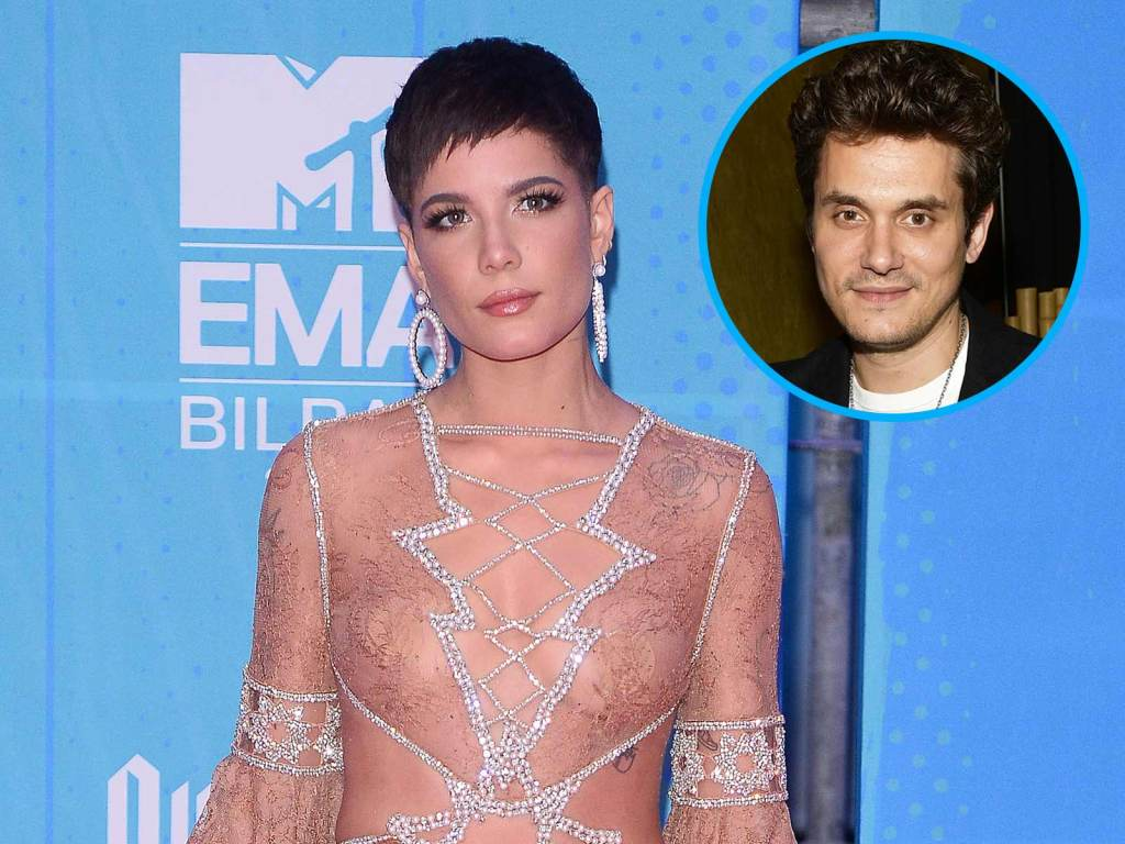 Halsey Puts Those John Mayer Romance Rumors to Rest