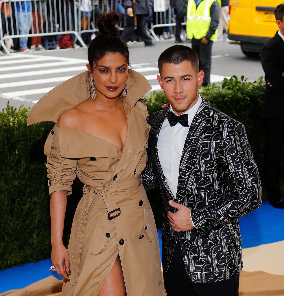 Priyanka Chopra and Nick Jonas Make Truly Weird Wedding Registry With Amazon