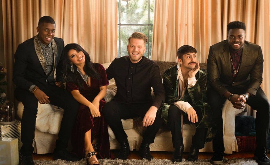 New Pentatonix Holiday Special to Feature Maren Morris, Kelly Clarkson, Backstreet Boys