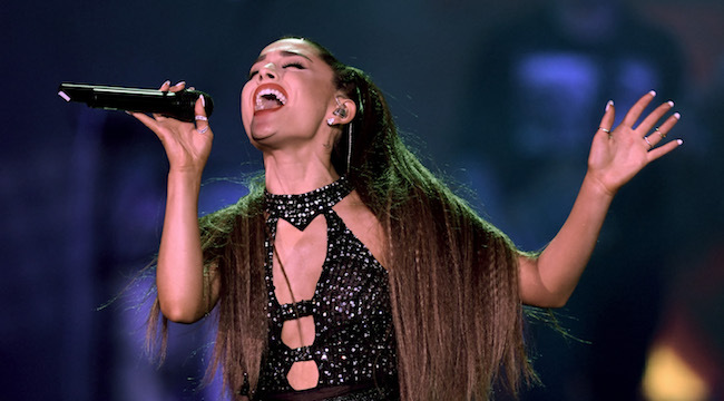 Ariana Grande Says She Wants to Release Her Music the Way Rappers Do