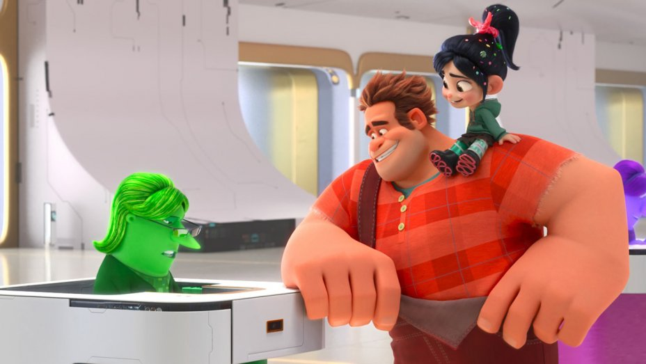 RALPH BREAKS THE INTERNET Takes the Top Spot Again With $25.8M Weekend