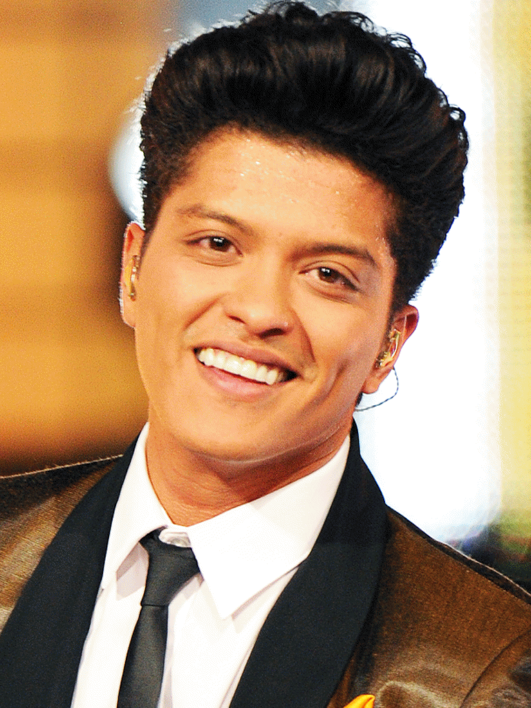 how old is bruno mars