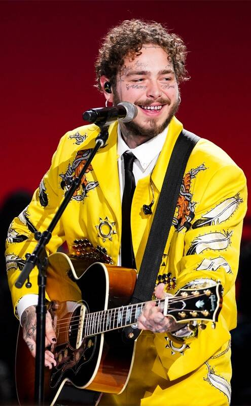 Inside Post Malone's Daring and One of a Kind Style