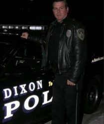 Dixon Police Officer To Be Honored At Monday's Bears Game