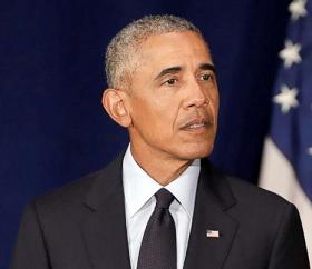 VIDEO: Obama Rips Trump on the Stump in Illinois