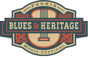 PEORIA BLUES & HERITAGE MUSIC FESTIVAL INITIAL ARTIST ANNOUNCEMENT