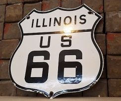 New Plan Would Declare Route 66 Historic Trail