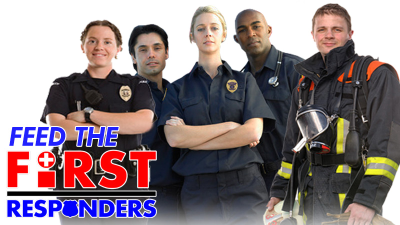 Feed the First Responders