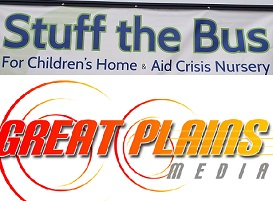 Stuff the Bus All This Week For Children's Home and Aid/Bloomington Crisis Nursery