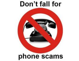 Another Warning About A Phone Scam In Tazewell County