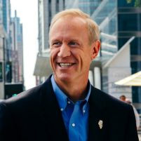 Outgoing Governor Rauner fears more people will flee Illinois