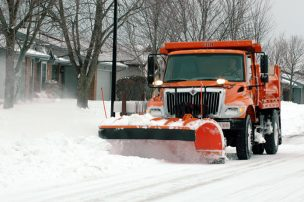 Snow parking bans posted for Bloomington-Normal