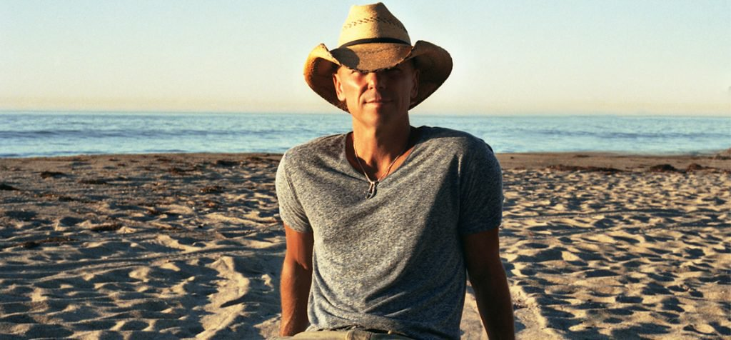 KENNY CHESNEY: Scores Another Number-One