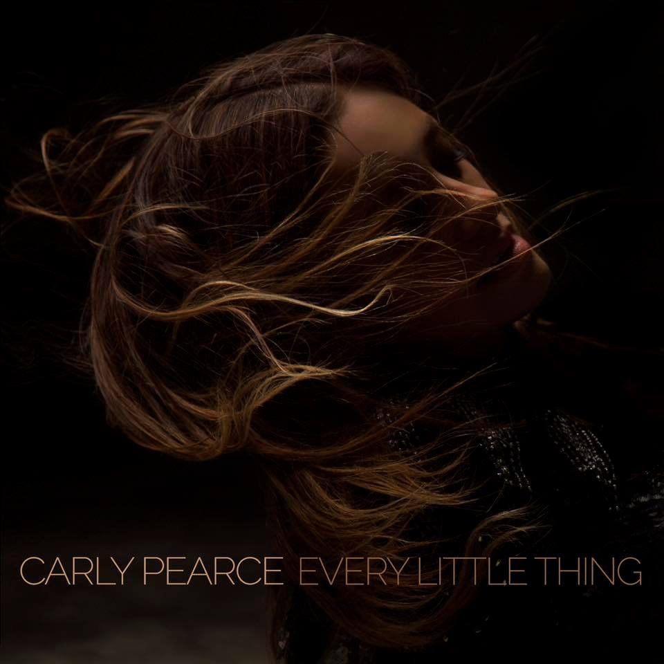 CARLY PEARCE: Nabs First Number-One Hit