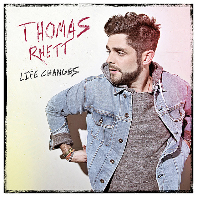 THOMAS RHETT: Nabs Another Number-One