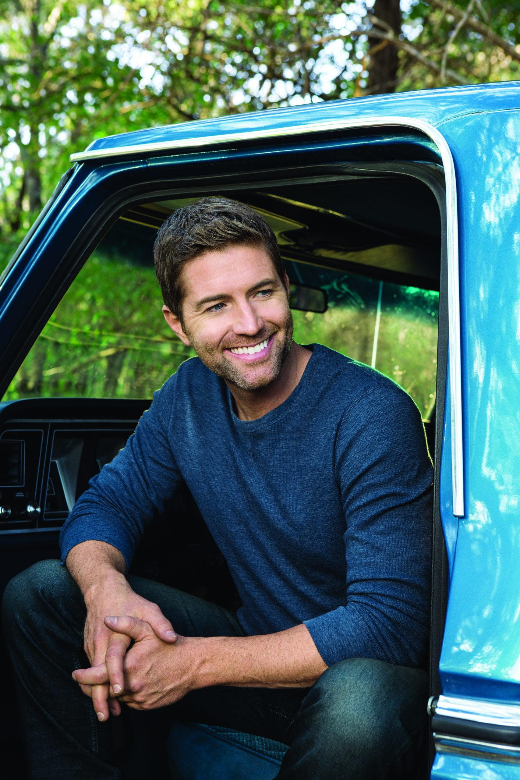 Josh Turner & Chase Bryant Will Play The Back Road Music Festival