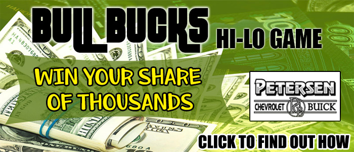 Bull Bucks Is Back With MORE Free Cash!