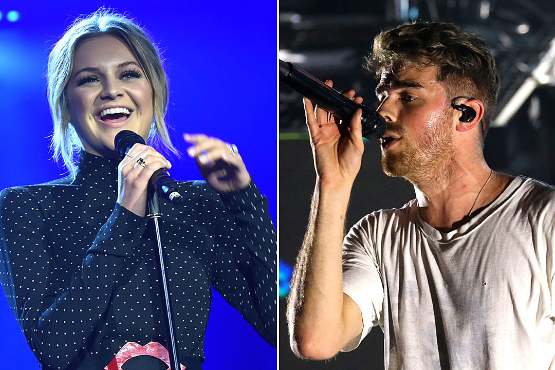 The Chainsmokers on Working With Kelsea Ballerini: 'You Look at Her and You Smile'