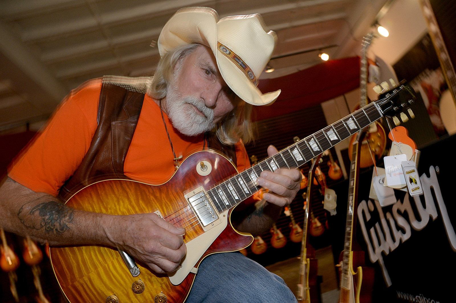Allman Brothers Founding Member Dickey Betts in Critical Condition Following Accident