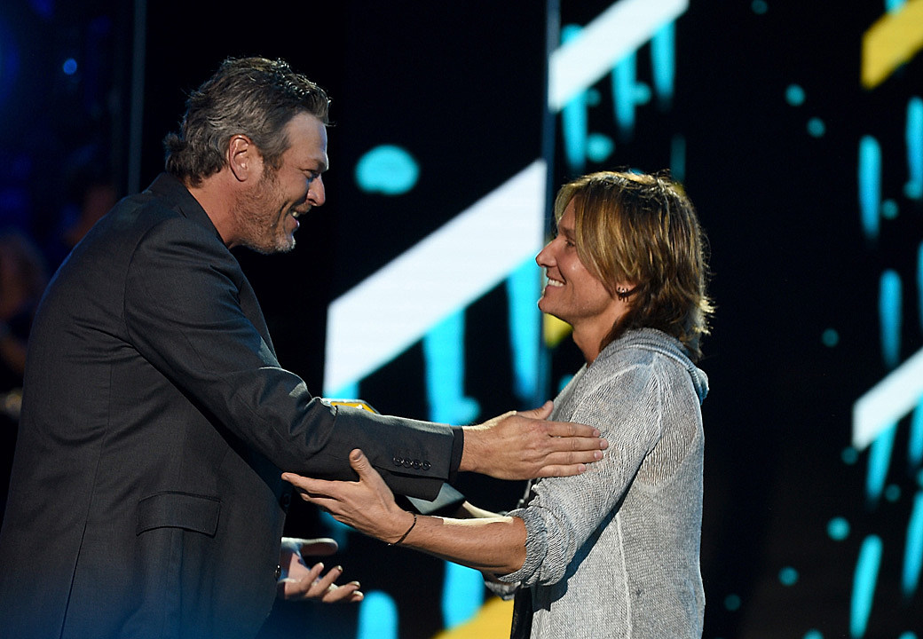 Keith Urban on Filming 'The Voice' With Blake Shelton: 'I Like Him Even More'