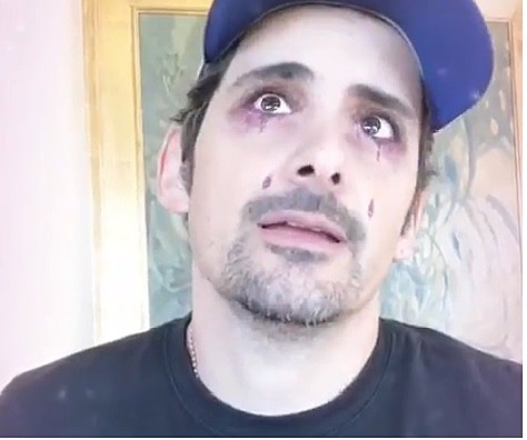 Brad Paisley Proves to Carrie Underwood That, Actually, He Can 'Cry Pretty'