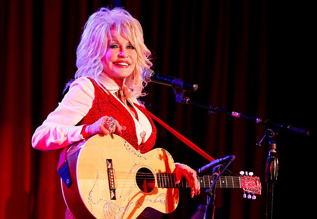 Dolly Parton Champions Women Everywhere in 'A Woman's Right' [Listen]