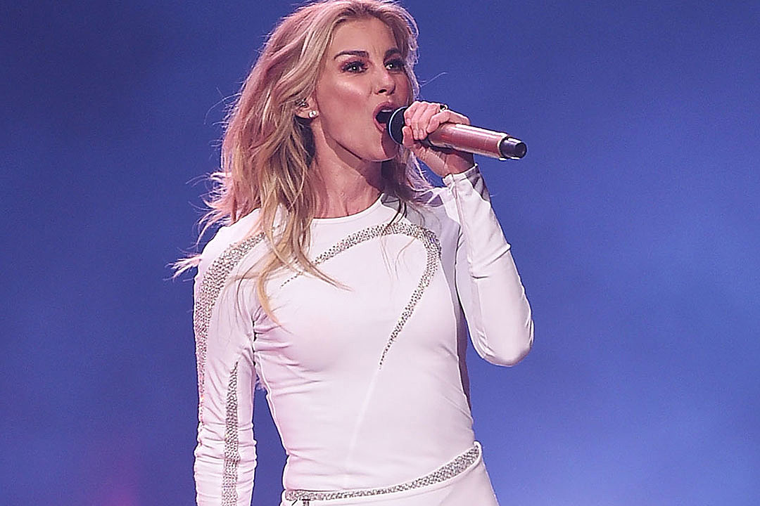 Faith Hill Is Leading a Voter Registration Rally in Nashville