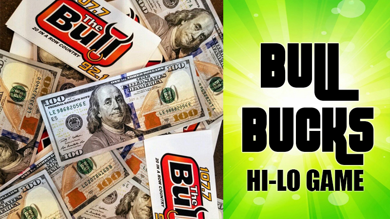 Bull Bucks Is Back With Even More Cash!