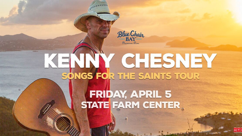 Win Kenny Chesney Tickets With The 'Secret Song'