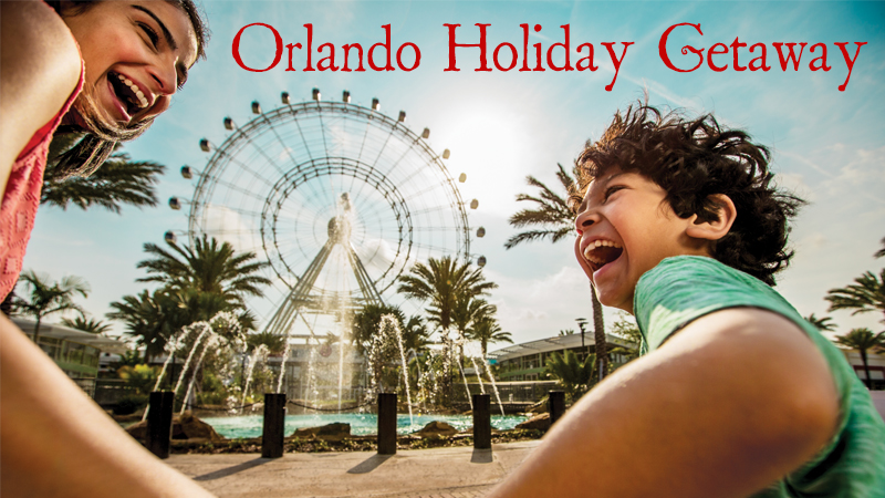 We Are Taking LAST CHANCE Qualifiers to Win an Orlando Holiday Getaway!