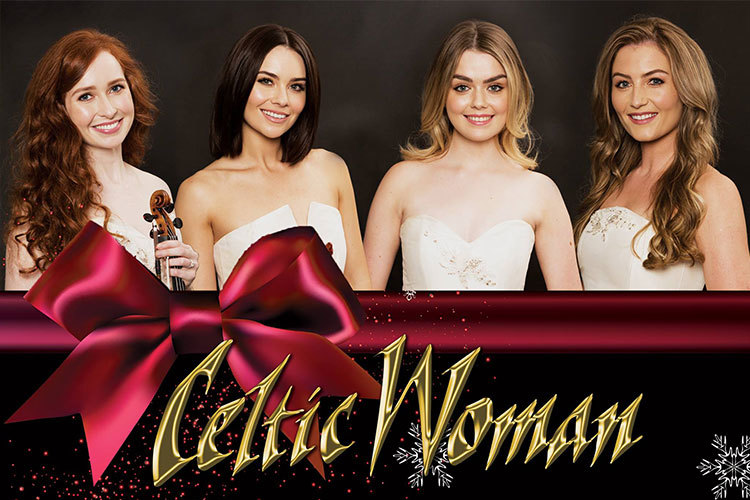 celebrate the holiday season with celtic woman and the best of christmas symphony tour complete with a 45 piece symphony
