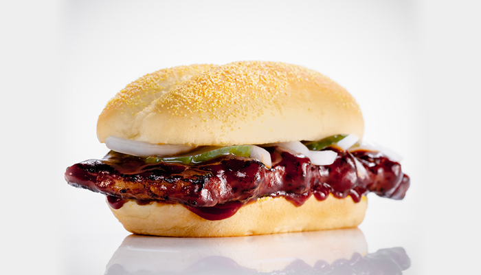 McDonald's Brings Back The McRib... For A While!