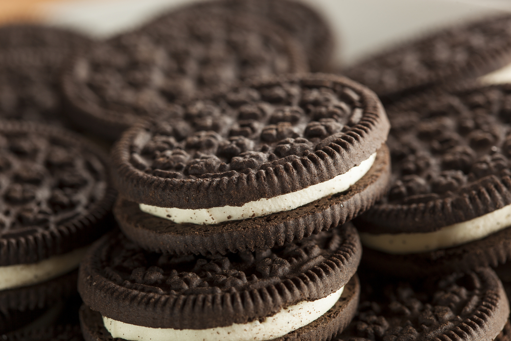 Oreo Rolling Out Cookie With More Creme Stuffing Than Ever!