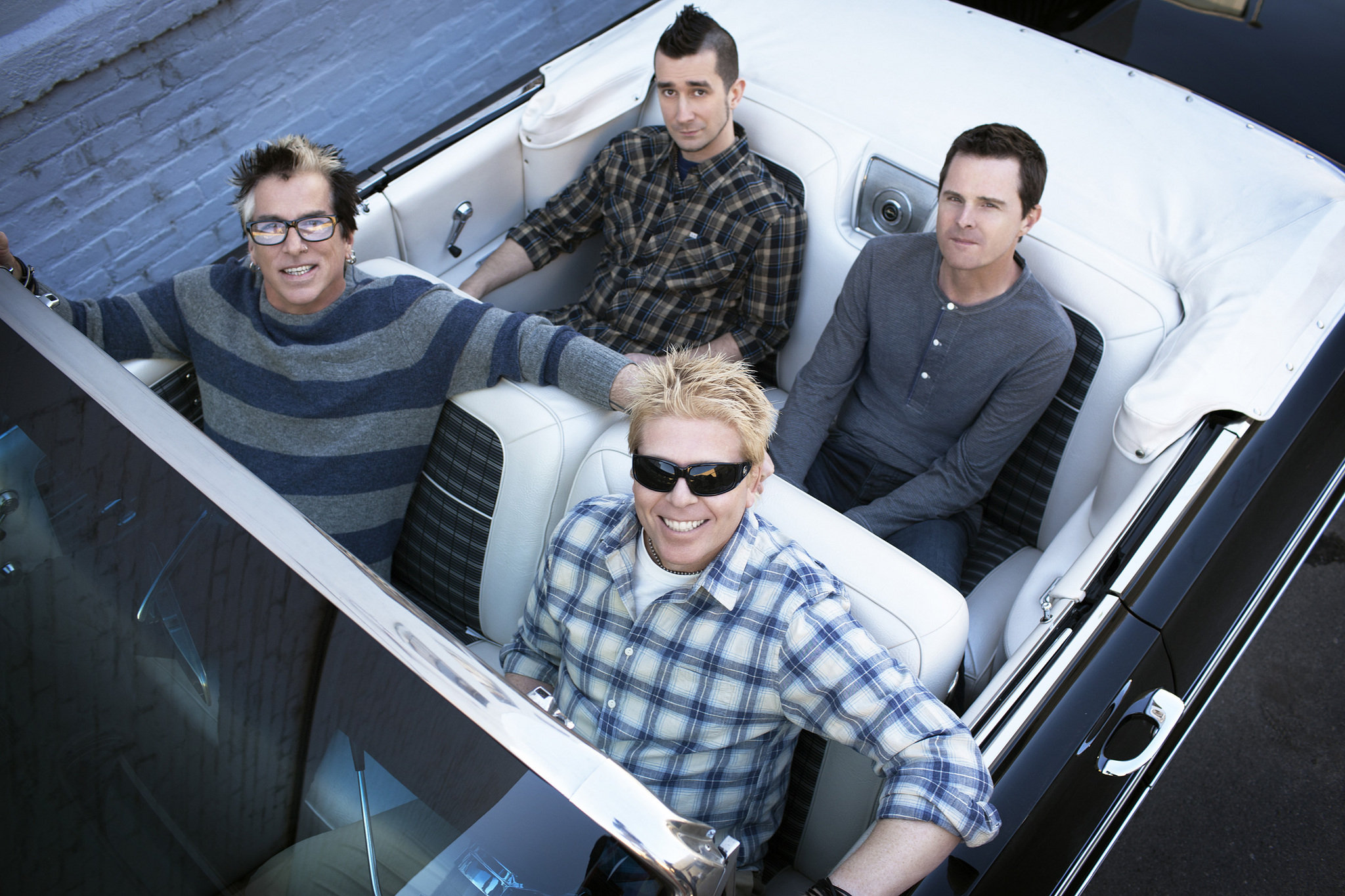 The Offspring Back In The Studio, New Music Coming? [PHOTO]