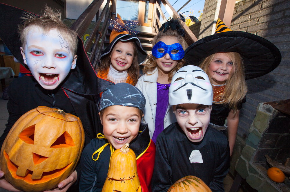 Springfield Trick-Or-Treating Hours Announced + Other Area Halloween Times