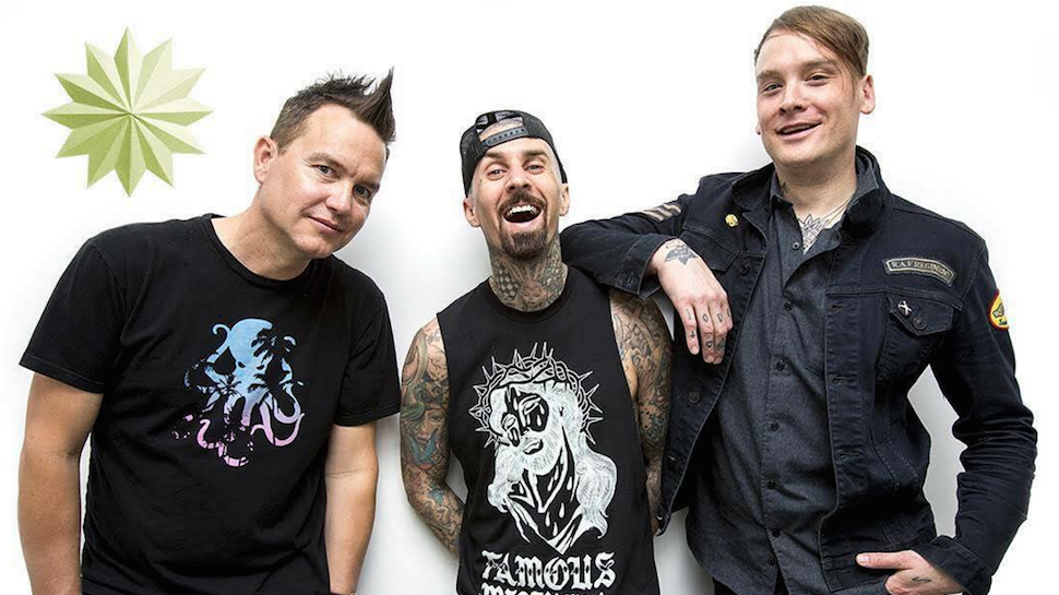 Blink-182 Collaborated with Miley Cyrus? | Real Rock - 97.7 QLZ