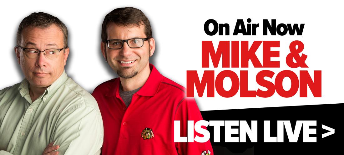 Mike & Molson