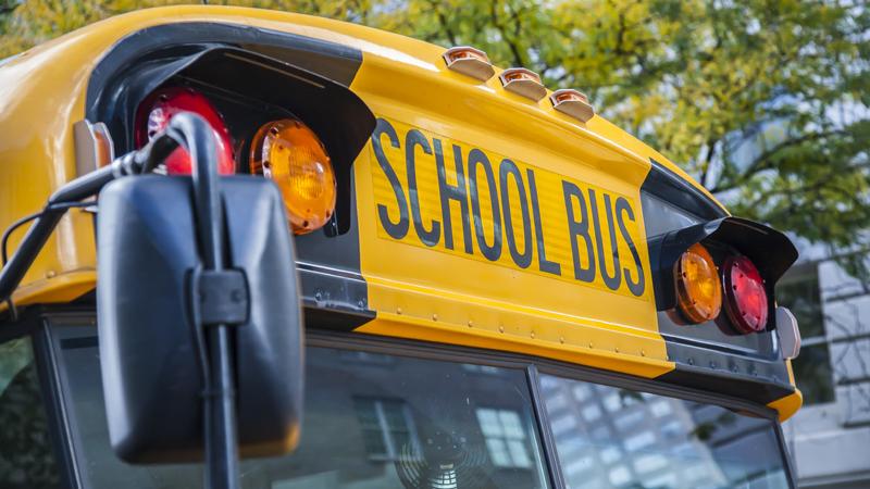 Two Dead In Semi-School Bus Crash On I-74