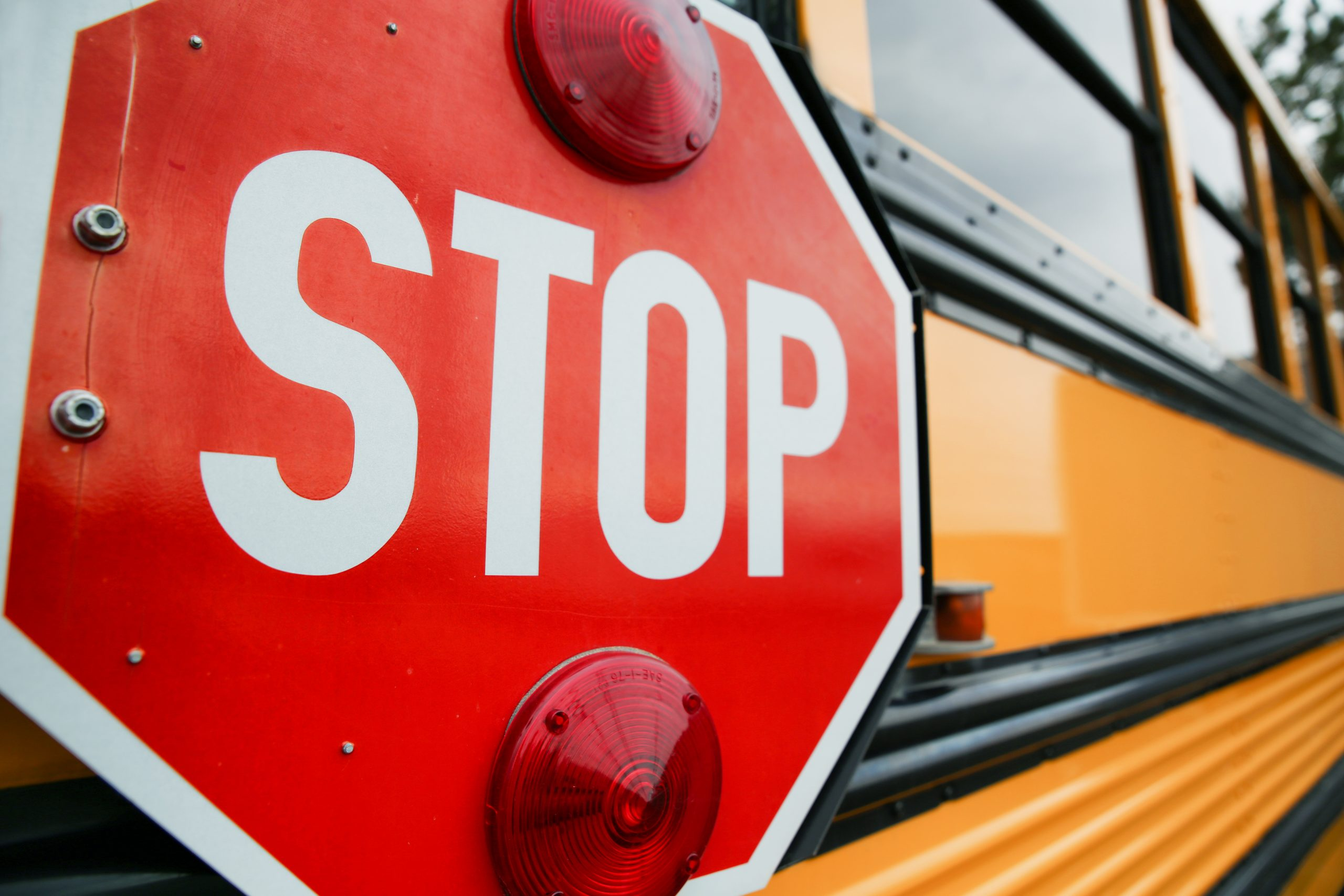 School Bus, Truck Involved In Accident In Christian County