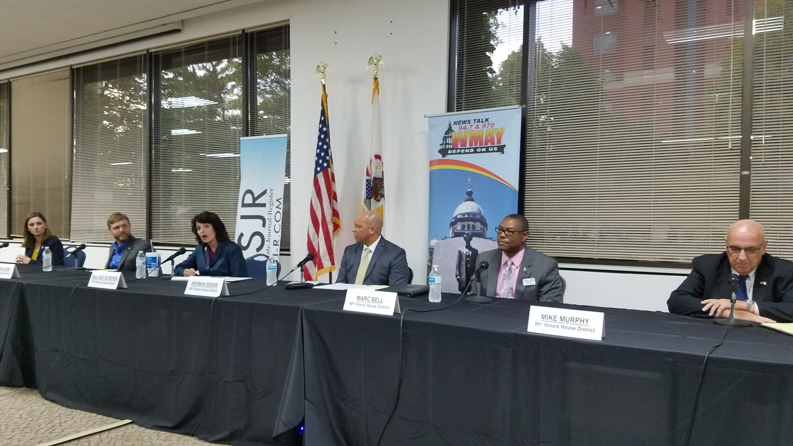 House Candidates Talk Taxes, Pot, Madigan In Live Forum