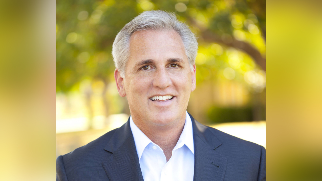 McCarthy Visits Springfield To Support Davis