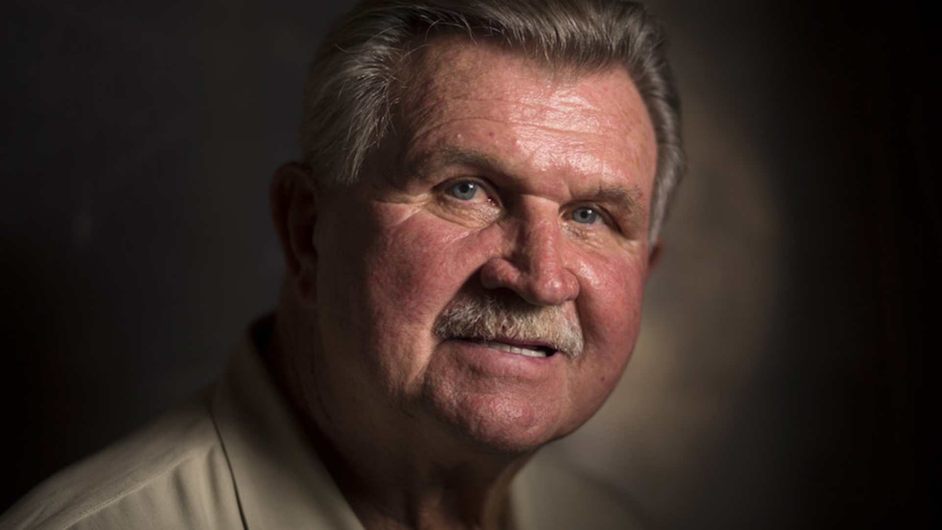 Report: Mike Ditka Recovering After Heart Attack