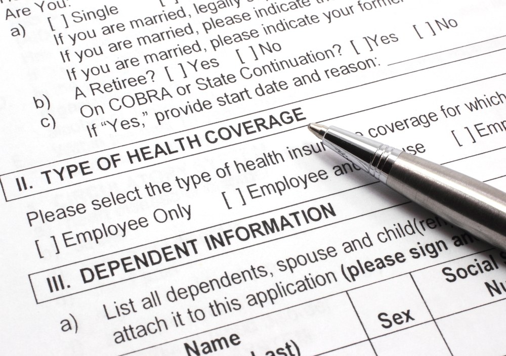 Health Insurance Signup Period Now Underway