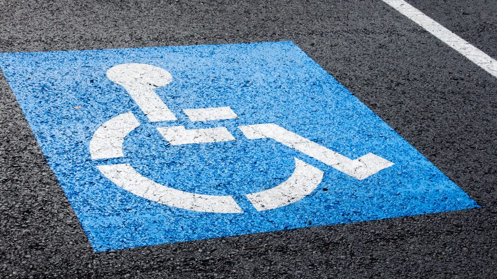 Handicapped Parking Sting Planned For Black Friday