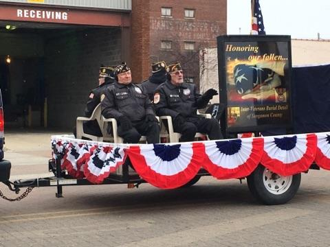 Springfield Observes Veterans Day With Parade, Other Events