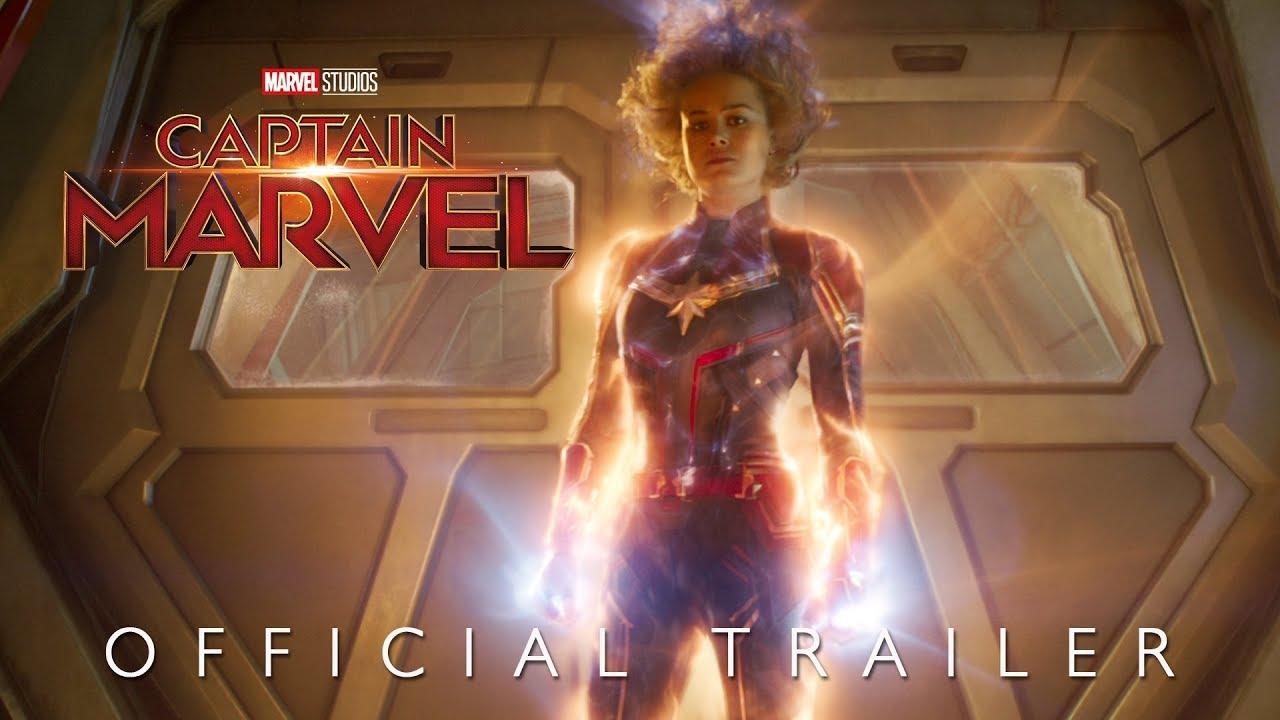 Captain Marvel looks like another Marvel Blockbuster