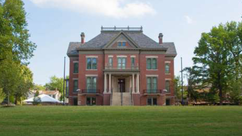 Governor's Mansion Honored For Energy Efficiency