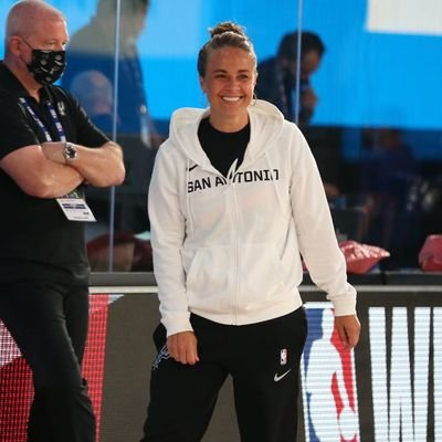 Becky Hammon Makes Nba History With San Antonio Spurs Wmay Stay Informed Stay Connected