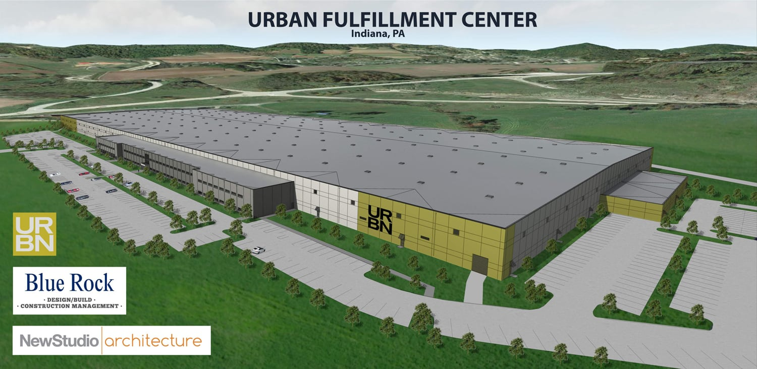 Urbn Posts Job Openings For New Distribution Center Today S Best