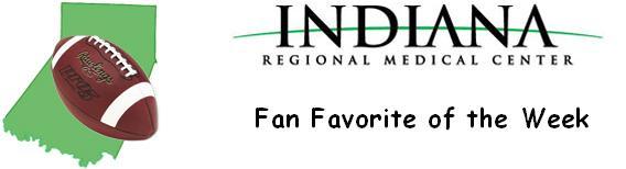 IRMC FAN FAVORITE OF THE WEEK 2018